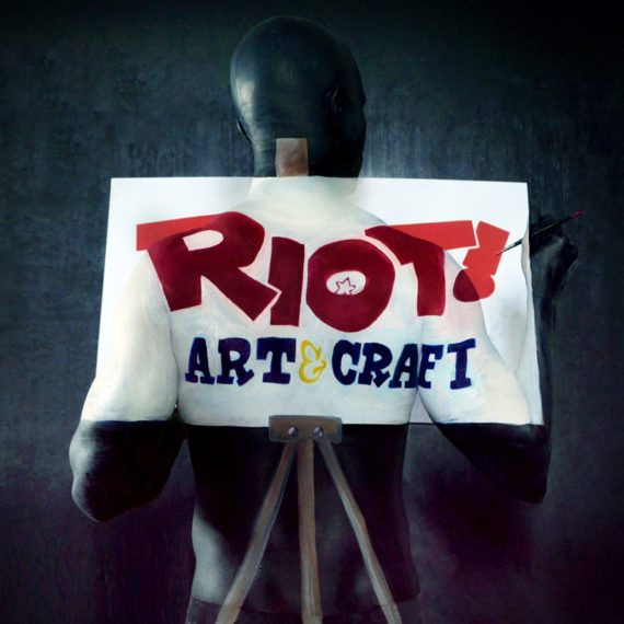 Bodypaniting Riot Art Craft