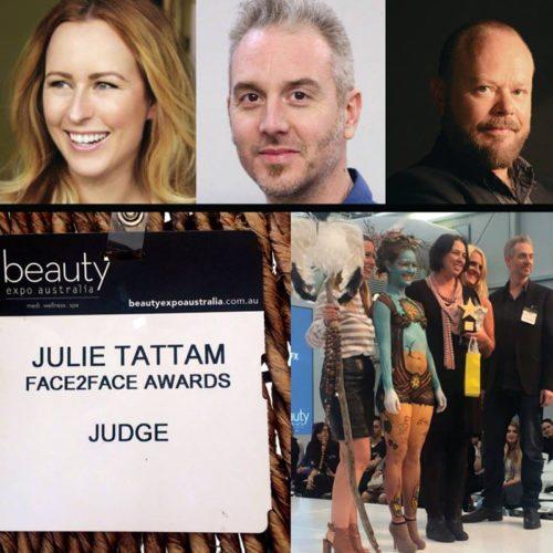 Judge Beauty Expo Face 2 Face 2016