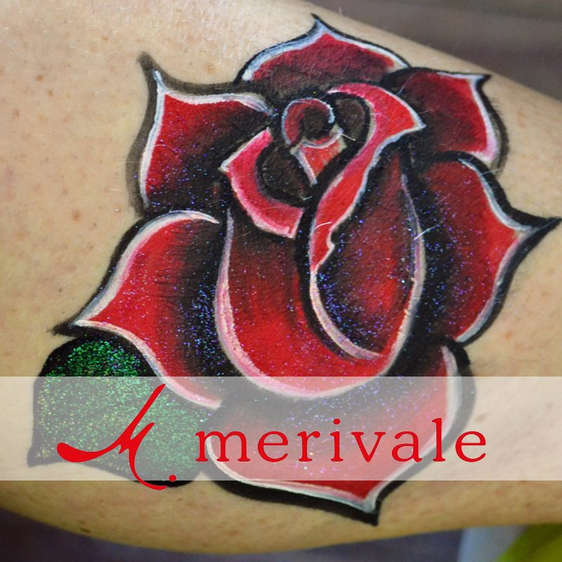 Face painting Cinco de Mayo Merivale
