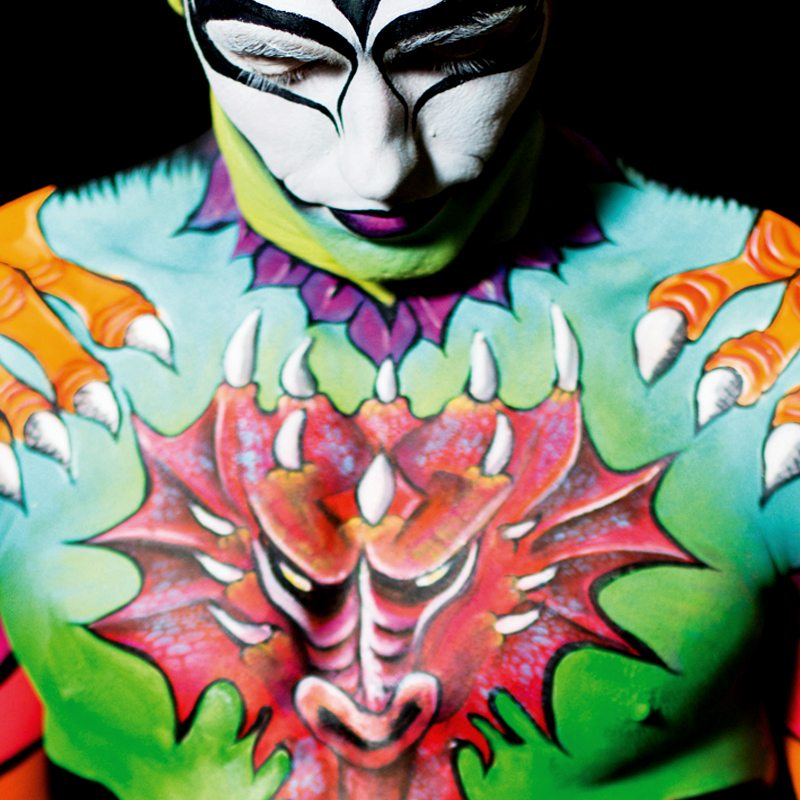 Bodypainting International Makeup Artists 2014
