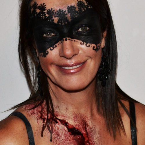 Face painting Halloween Masquerade