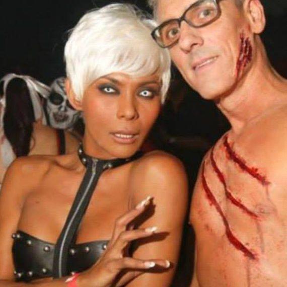 Special FX gore makeup Halloween Wolf scratch
