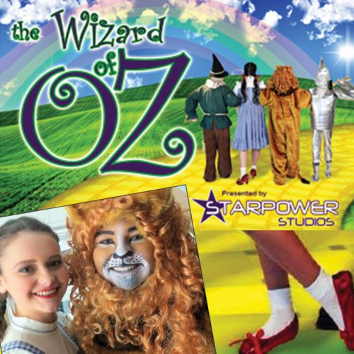 Theatrical makeup Wizard of Oz