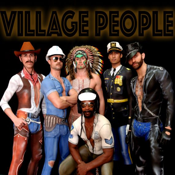 Art direction Village People