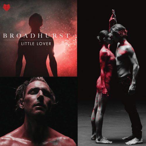 Bodypainting Nick Broadhurst Little Lover
