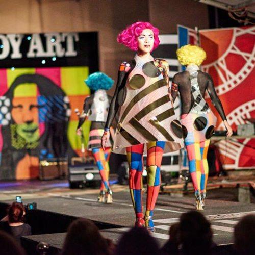 Bodypainting Aus Body Art Festival