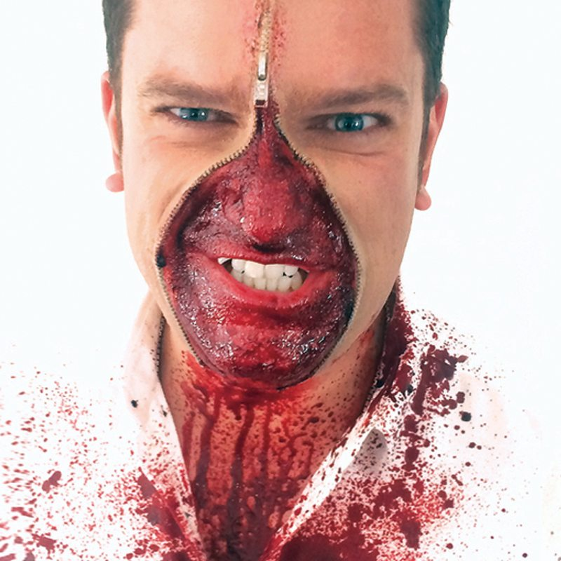 special effects prosthetics halloween makeup