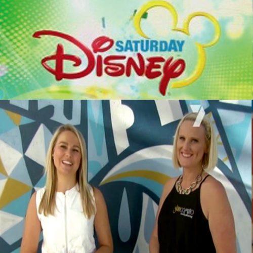 Bodypainting Saturday Disney 2016