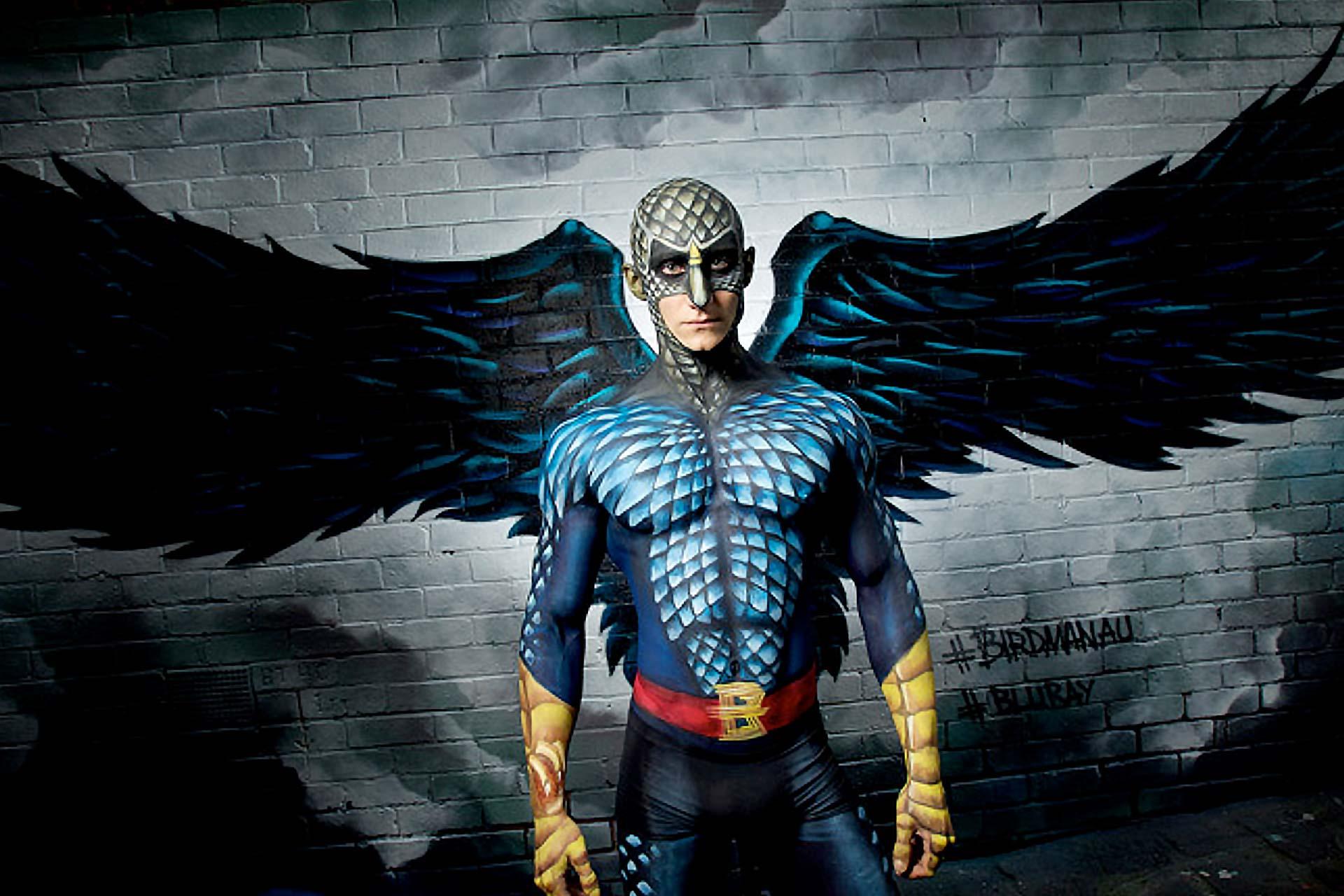 Birdman Movie Promo